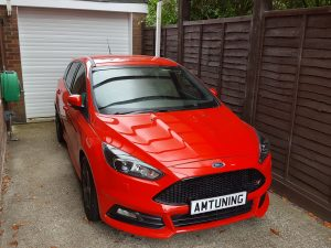 Focus ST-3 Remap by AMTuning.uk