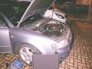 Audi A4 1.9TDI Remapped by AMTuning Portsmouth