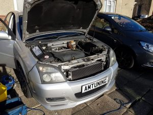 Vectra C SRI Hydrogen Clean by AMTuning.uk