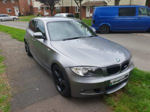 BMW 120d Remap by AMTuning.uk Portmouth