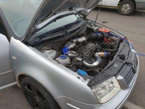 VW Bora Hydro Clean by AMTuning.uk Portsmouth