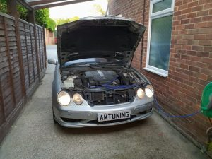 Mercedes CL500 Hydrogen Clean by AMTuning.uk Portsmouth
