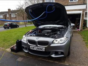 BMW Remap and Hydro Clean by AMTuning.uk Portsmouth