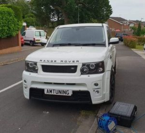 Range Rover Sport HSE Remap by AMTuning.uk Portsmouth