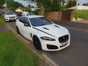 Jaguar XFR Stage 2 by AMTuning.uk Portsmouth