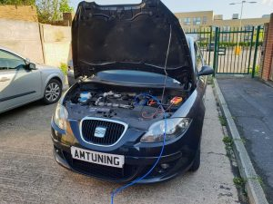Seat Altea Hydro Clean by AMTuning.uk Portsmouth