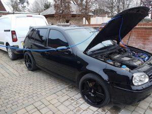 V5 Golf Hydrogen Clean