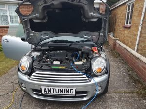 Mini Diesel Hydrgen Clean by AMTuning.uk Portsmouth