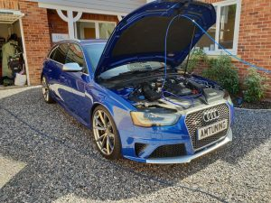 Audi RS4 Carbon Clean by AMTuning.uk Portsmouth