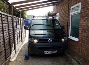 VW Transporter Remap and Limiter removal AMTuning.uk Portsmouth
