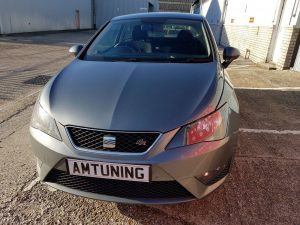 Seat Ibiza 2.0TDI 140hp Performance Remap by AMTuning.uk