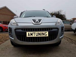 Peugeot Remap by AMTuning.uk Portsmouth