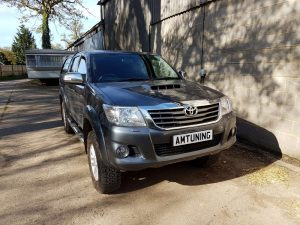 Toyota HiLux Remap by AMTuning.uk Andover