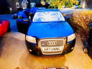 A3 Hydo Clean in Southampshire by AMTuning.uk