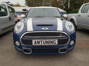 Mini Cooper S 2.0 Turbo Remap by AMTuning