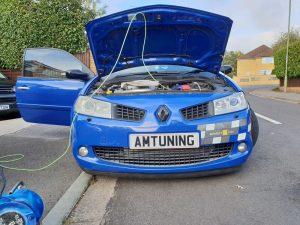 Renault Megane RS Hydrogen Engine Clean by AMTuning Portsmouth