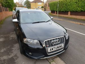 Audi S3 Remap by AMTuning.uk Portsmouth