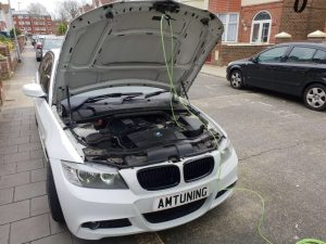 BMW 320i Hydro Clean by AMTuning.uk