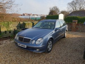 Mercedes E270 CDI Remap by AMTuning Chichester