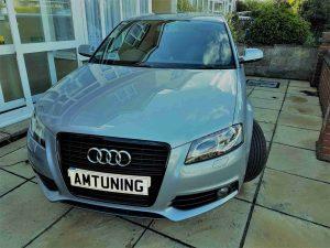 Audi A3 1.8TFSI Isle of Wight Remap by AMTuning.uk