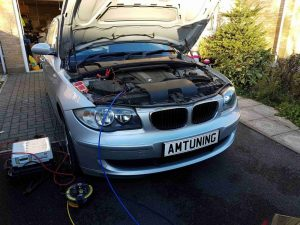BMW 318d Remap and Hydro Clean by AMTuning.uk