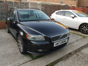 Read more about the article Volvo V50 Remap in Havant.