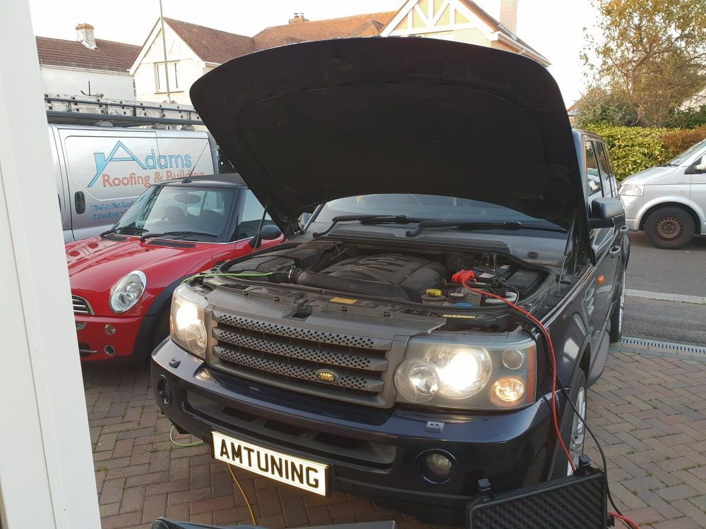 You are currently viewing Range Rover remap