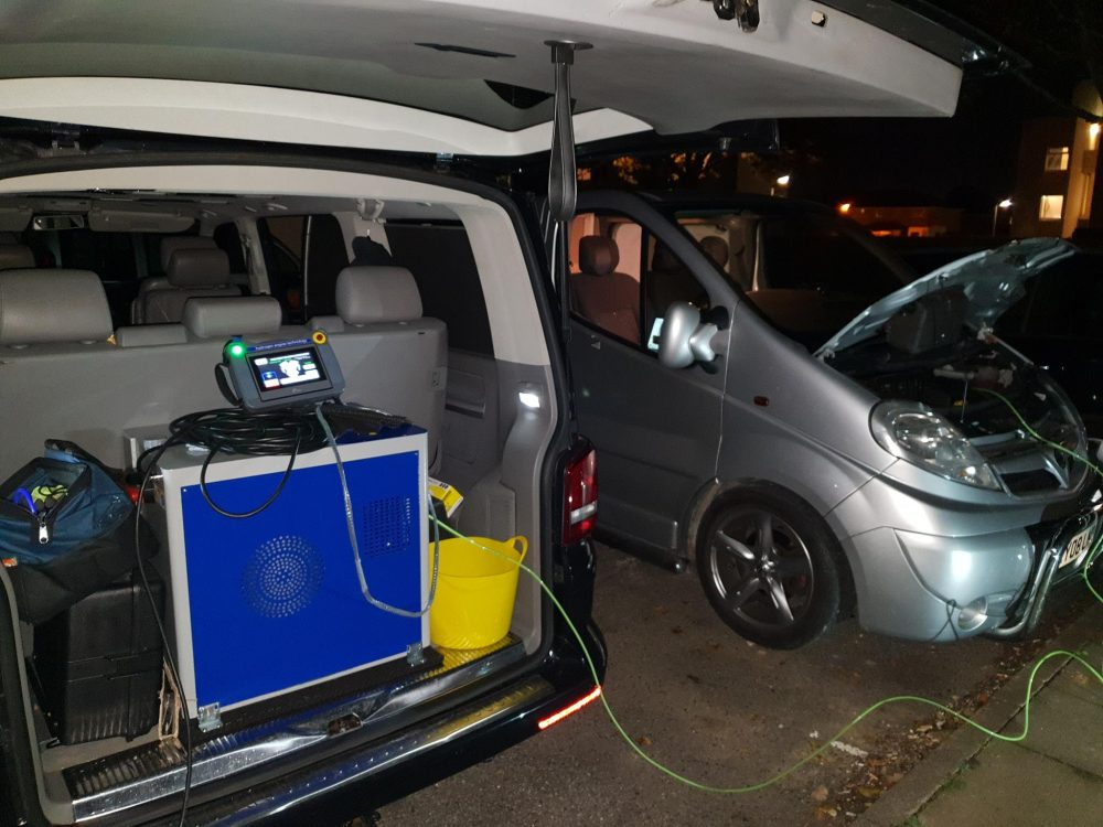 You are currently viewing Vauxhall Vivaro Remap and Hydrogen Engine Clean Portsmouth