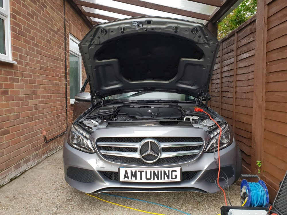 You are currently viewing Mercedes C220 BlueTec 170bhp Stage 1 remap