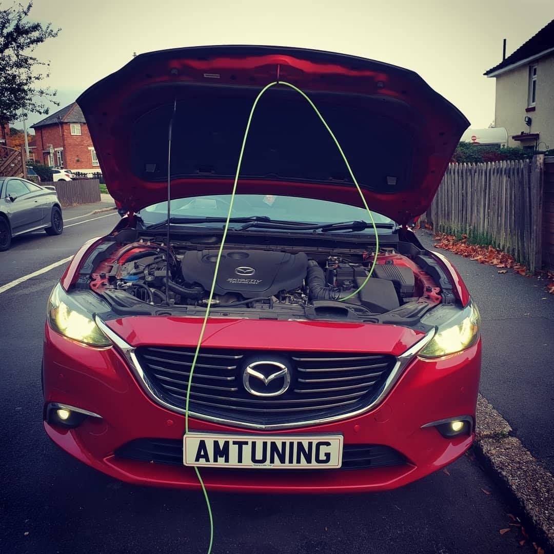 You are currently viewing Mazda 6 Hydrogen Engine Cleaning