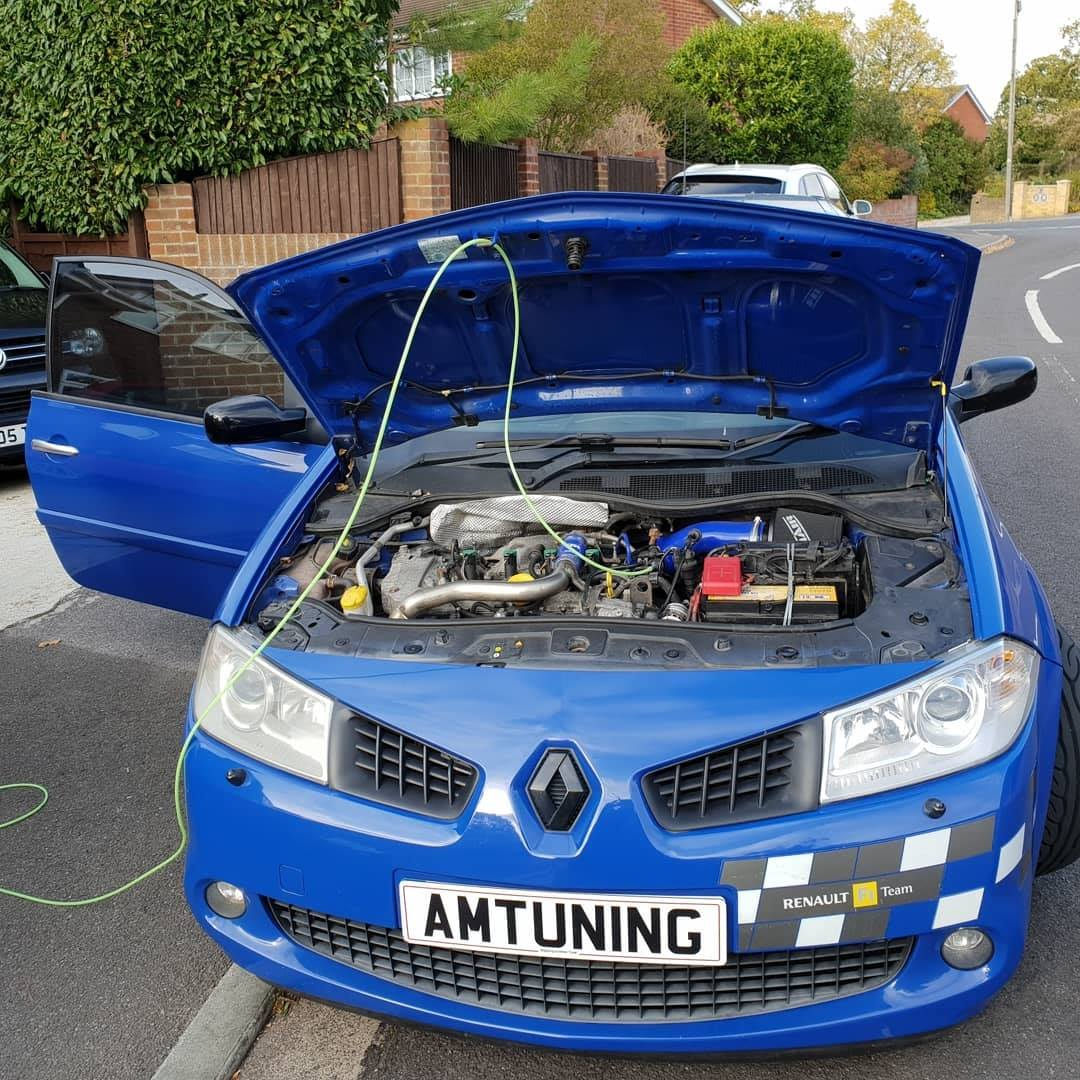 You are currently viewing Renault Megane RS225
