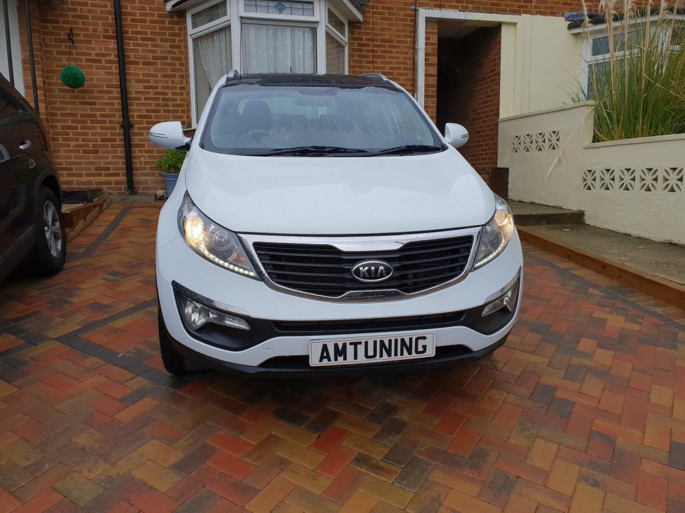 You are currently viewing Kia Sportage Remapping in Hampshire