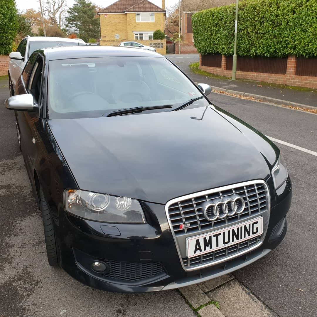You are currently viewing Audi S4 Hydrogen Engine Clean in Portsmouth