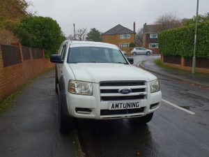 Read more about the article Ford Ranger 2.5L Diesel was remapped for more power