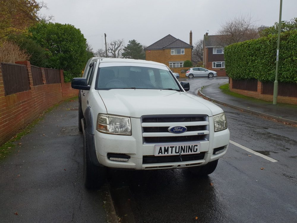 You are currently viewing Ford Ranger 2.5L Diesel was remapped for more power