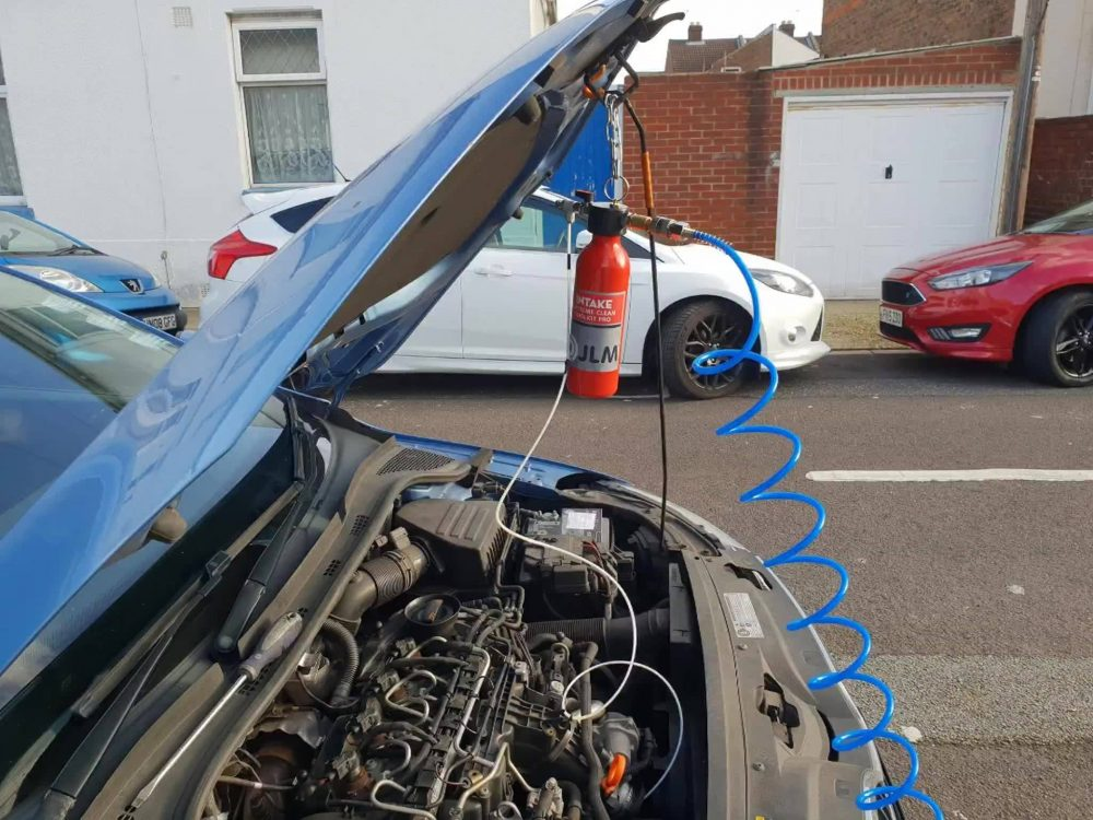 You are currently viewing Diesel Engine extreme Intake clean in Portsmouth