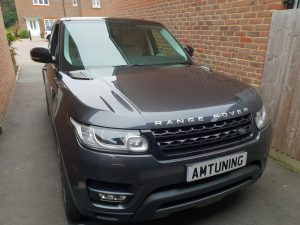 Read more about the article Range Rover Stage 1 Remap Fareham.