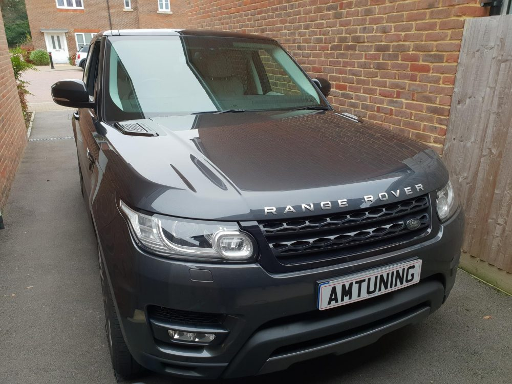 You are currently viewing Range Rover Stage 1 Remap Fareham.
