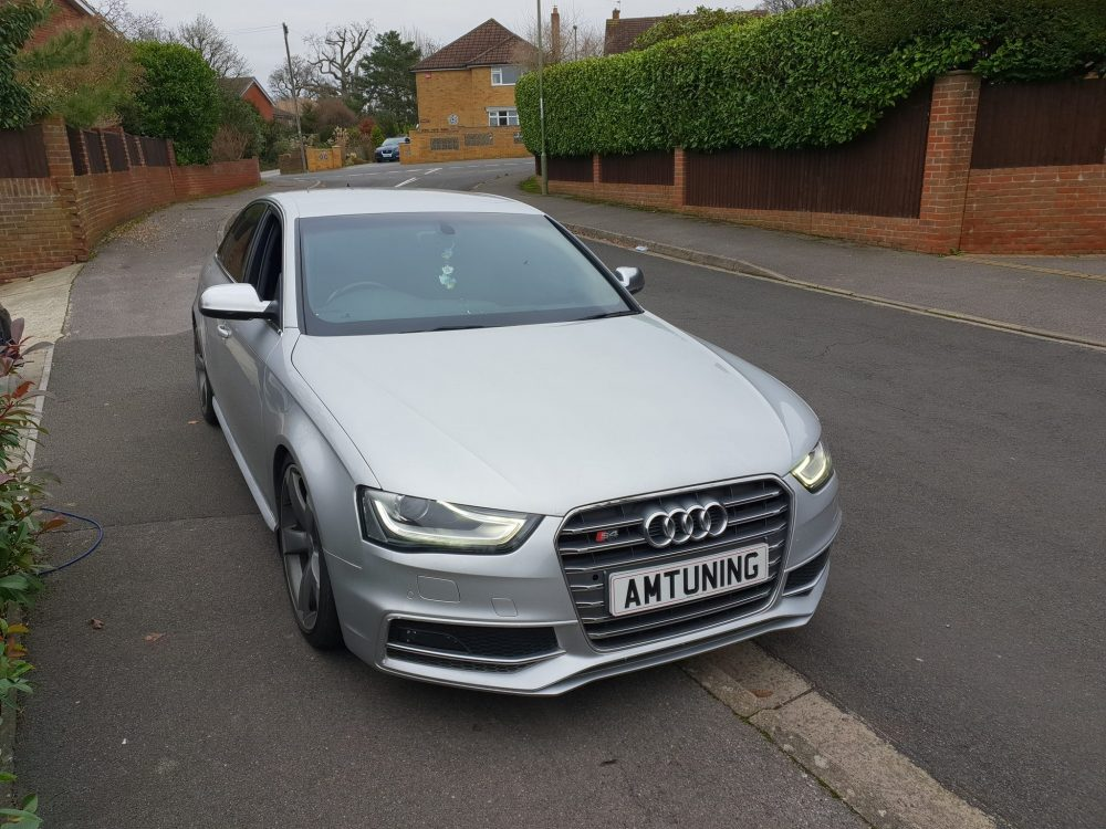 You are currently viewing Audi S4 Remap in Portsmouth
