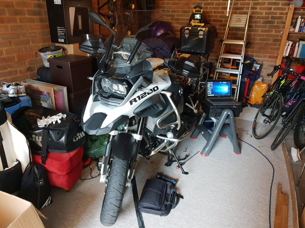 You are currently viewing BMW MotorRad bike Remapping Portsmouth