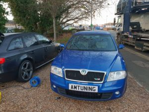 Read more about the article Skoda Octavia vRS 2.0TDI Remap