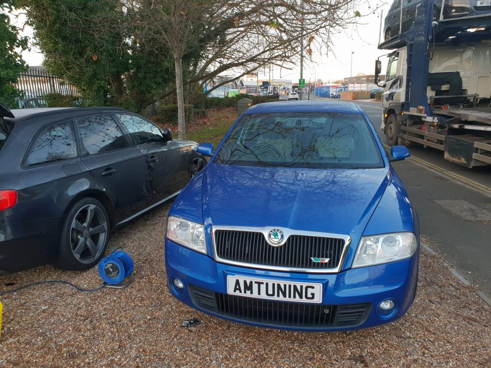 You are currently viewing Skoda Octavia vRS 2.0TDI Remap