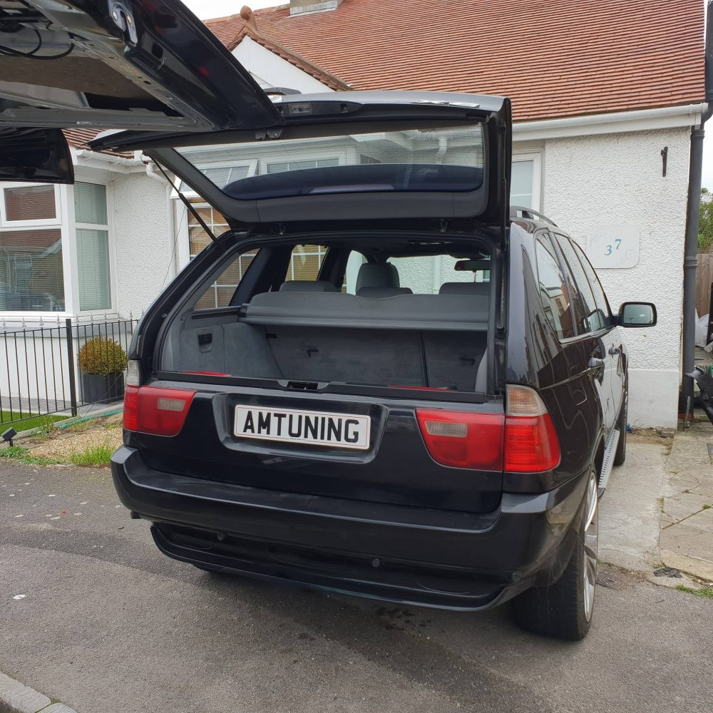 You are currently viewing BMW X5 Diesel Remapped in Gosport