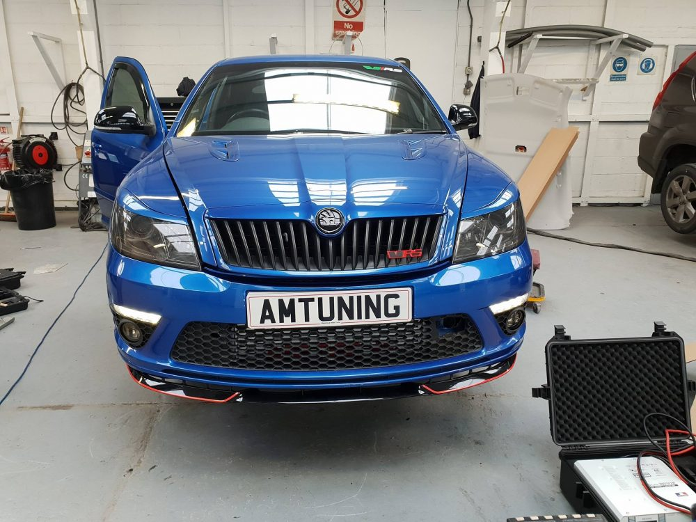 You are currently viewing Skoda Octavia Stage 3 Remap in Portsmouth