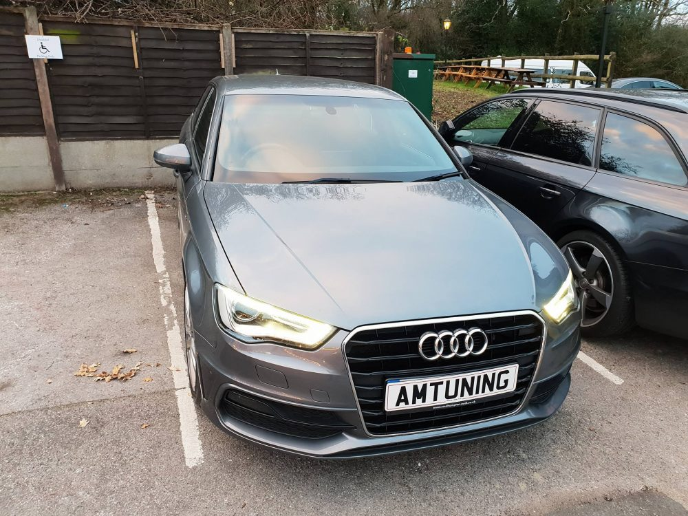You are currently viewing The Audi A3 8V Remap