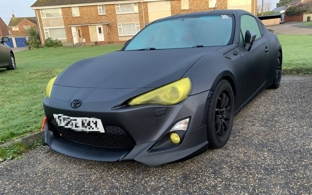 You are currently viewing Toyota GT86 Remapping