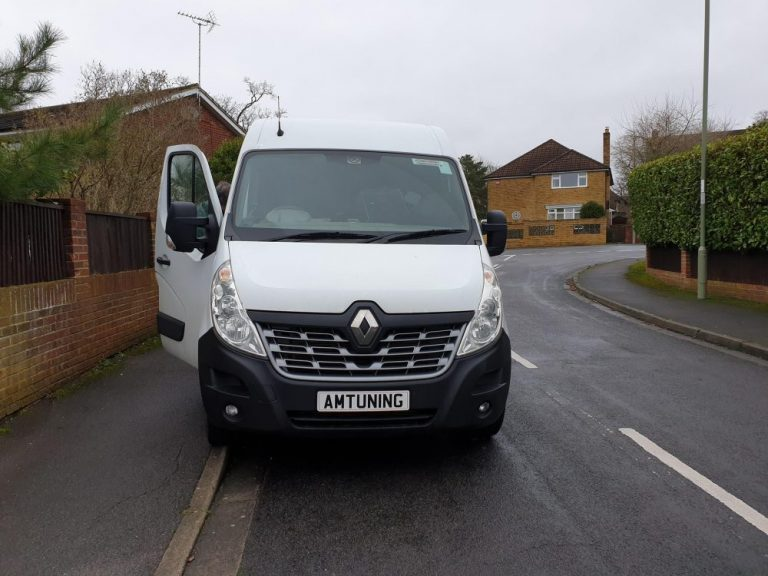 Read more about the article Trade Van Remaps in Portsmouth