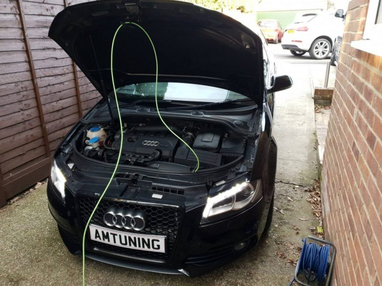 Read more about the article Audi A3 1.8TFSI Remap in Portsmouth