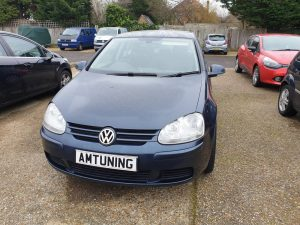 Read more about the article Gosport Mk5 Golf 1.9TDI Remap