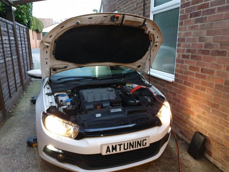 Read more about the article Scirocco 2.0TDI Remap in Portsmouth